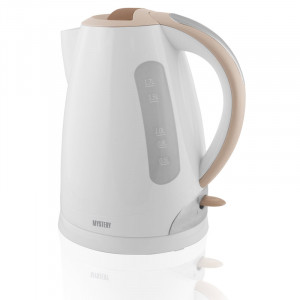 Чайник электрический пластиковый 1,7л Mystery MEK-1629