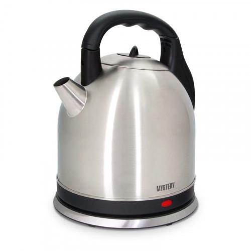 Чайник электрический  металлический 3,5л Mystery MEK-1635