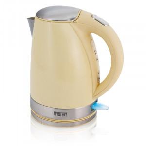 Чайник электрический  металлический 1,7л Mystery MEK-1631