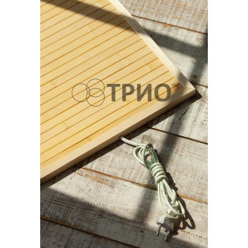 ТРИО Подставка из бамбука 32x42x1.5см 50Вт до 40°С