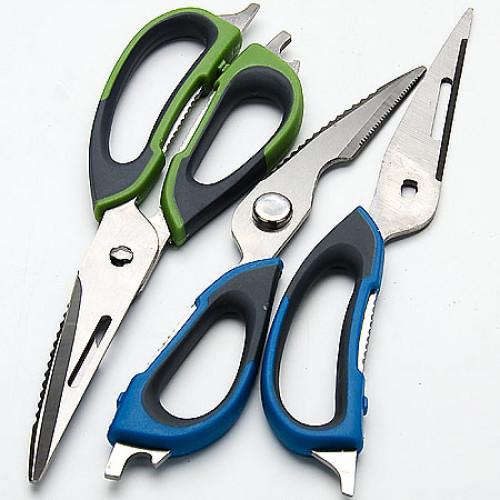 Mayer&Boch. Кухонные ножницы универсальные 22х7 см нейлон MB-23329