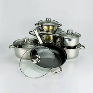 Набор посуды 12 предметов Mayer&Boch MB-6078