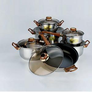 Набор посуды 12 предметов Mayer&Boch MB-6079