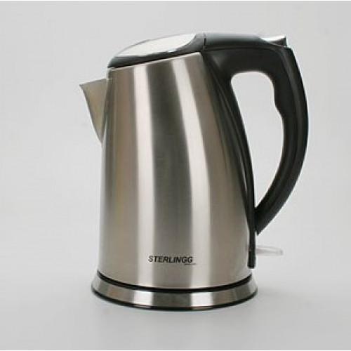 Чайник электрический металлический 1,7л. Sterlingg ST-10119