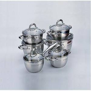 Набор посуды 12 предметов Mayer&Boch MB-20839