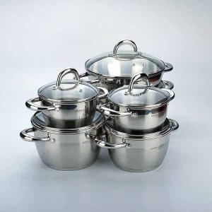Набор посуды 12 предметов Mayer&Boch MB-20840