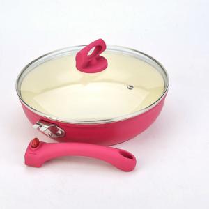 Сковорода с керамическим покрытием д 26см Mayer&Boch MB-21454