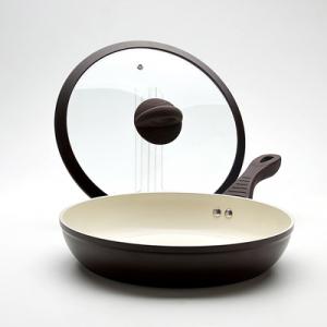 Сковорода с керамическим покрытием д 22см  Mayer&Boch MB-22211