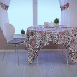 Колекція текстилю скатертина та тюль Олівія