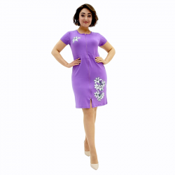 Домашнее платье Лилия